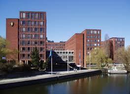 Tekniska Nämndehuset Kungsholmen Etapp 2 o 3; invändig målning av kontor